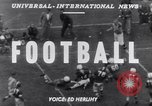 Image of American football Columbus Ohio USA, 1951, second 5 stock footage video 65675035475