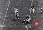 Image of American football Columbus Ohio USA, 1951, second 9 stock footage video 65675035475