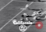 Image of American football Los Angeles California USA, 1952, second 4 stock footage video 65675035480