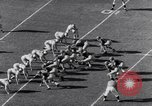 Image of American football Los Angeles California USA, 1952, second 9 stock footage video 65675035480