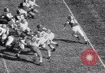 Image of American football United States USA, 1952, second 6 stock footage video 65675035485