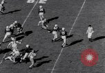 Image of Orange Bowl football game Miami Florida USA, 1953, second 8 stock footage video 65675035490