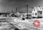Image of town of Sherridon Winnipeg Canada, 1952, second 1 stock footage video 65675035493