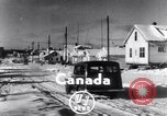 Image of town of Sherridon Winnipeg Canada, 1952, second 3 stock footage video 65675035493