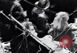 Image of Orange throwing festival Turin Italy, 1952, second 11 stock footage video 65675035494