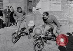 Image of armchair bicycles Italy, 1952, second 6 stock footage video 65675035495
