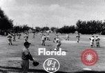 Image of New York Yankees spring training Saint Petersburg Florida USA, 1952, second 1 stock footage video 65675035497