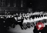 Image of funeral of Ernst Renter Berlin Germany, 1953, second 12 stock footage video 65675035499