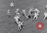 Image of American football United States USA, 1953, second 10 stock footage video 65675035501