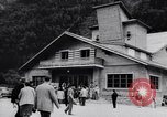 Image of World' highest cable car begins operation in French Alps Chamonix France, 1955, second 6 stock footage video 65675035505