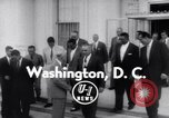 Image of Dwight D Eisenhower Washington DC USA, 1955, second 2 stock footage video 65675035507