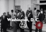 Image of Dwight D Eisenhower Washington DC USA, 1955, second 3 stock footage video 65675035507