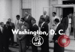 Image of Dwight D Eisenhower Washington DC USA, 1955, second 4 stock footage video 65675035507