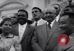 Image of Dwight D Eisenhower Washington DC USA, 1955, second 5 stock footage video 65675035507