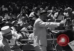 Image of All Star Baseball Game Milwaukee Wisconsin USA, 1955, second 5 stock footage video 65675035508