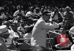 Image of All Star Baseball Game Milwaukee Wisconsin USA, 1955, second 6 stock footage video 65675035508