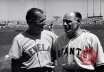 Image of All Star Baseball Game Milwaukee Wisconsin USA, 1955, second 8 stock footage video 65675035508