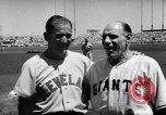 Image of All Star Baseball Game Milwaukee Wisconsin USA, 1955, second 9 stock footage video 65675035508