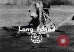 Image of US Navy's helicopter Long Island New York USA, 1956, second 1 stock footage video 65675035512