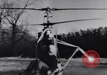 Image of US Navy's helicopter Long Island New York USA, 1956, second 6 stock footage video 65675035512