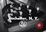 Image of bowling Rochester New York USA, 1956, second 2 stock footage video 65675035514