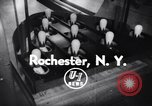 Image of bowling Rochester New York USA, 1956, second 3 stock footage video 65675035514