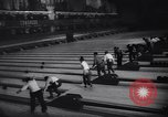 Image of bowling Rochester New York USA, 1956, second 6 stock footage video 65675035514