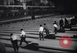 Image of bowling Rochester New York USA, 1956, second 7 stock footage video 65675035514