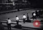 Image of bowling Rochester New York USA, 1956, second 8 stock footage video 65675035514