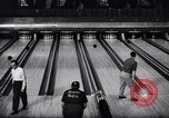Image of bowling Rochester New York USA, 1956, second 12 stock footage video 65675035514