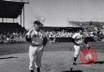 Image of New York Giants Baseball Team in Spring Training Phoenix Arizona USA, 1956, second 8 stock footage video 65675035516