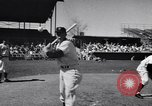 Image of New York Giants Baseball Team in Spring Training Phoenix Arizona USA, 1956, second 9 stock footage video 65675035516