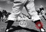 Image of Brooklyn Dodgers in Spring training Vero Beach Florida USA, 1956, second 2 stock footage video 65675035517