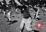 Image of Brooklyn Dodgers in Spring training Vero Beach Florida USA, 1956, second 6 stock footage video 65675035517