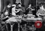 Image of patients Detroit Michigan USA, 1920, second 6 stock footage video 65675035523