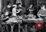 Image of patients Detroit Michigan USA, 1920, second 7 stock footage video 65675035523