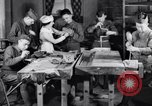 Image of patients Detroit Michigan USA, 1920, second 8 stock footage video 65675035523