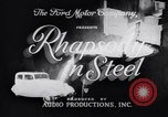 Image of Ford car factory United States USA, 1932, second 11 stock footage video 65675035530