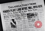 Image of War industries Talladega Alabama USA, 1942, second 8 stock footage video 65675035534