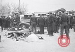 Image of car bus accident Glen View Illinois USA, 1938, second 6 stock footage video 65675035546