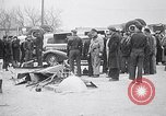 Image of car bus accident Glen View Illinois USA, 1938, second 8 stock footage video 65675035546