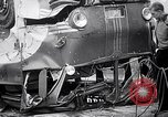 Image of car bus accident Glen View Illinois USA, 1938, second 12 stock footage video 65675035546
