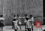 Image of teaching children at the Harlem Day Camp Harlem New York City USA, 1960, second 8 stock footage video 65675035582