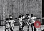 Image of teaching children at the Harlem Day Camp Harlem New York City USA, 1960, second 10 stock footage video 65675035582