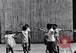 Image of teaching children at the Harlem Day Camp Harlem New York City USA, 1960, second 11 stock footage video 65675035582