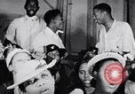 Image of Negro church service United States USA, 1949, second 9 stock footage video 65675035586