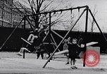 Image of Children in orphanage United States USA, 1949, second 8 stock footage video 65675035588