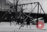 Image of Children in orphanage United States USA, 1949, second 12 stock footage video 65675035588