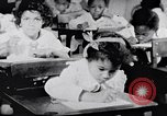 Image of Negro school house United States USA, 1949, second 9 stock footage video 65675035589