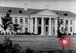 Image of Dillard College for negro students New Orleans Louisiana USA, 1949, second 7 stock footage video 65675035590